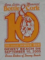 Bottle & Cork T-shirt