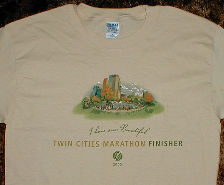 2005 TCM finisher shirt