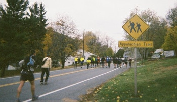 JFK 50 Mile race - photo by Shaggy