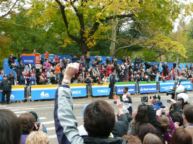 Rebel NYC Marathon